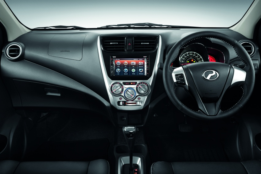 2017 Perodua Axia facelift officially launched – 1.0L VVT-i engine, two new faces and features, from RM25k Image #606679