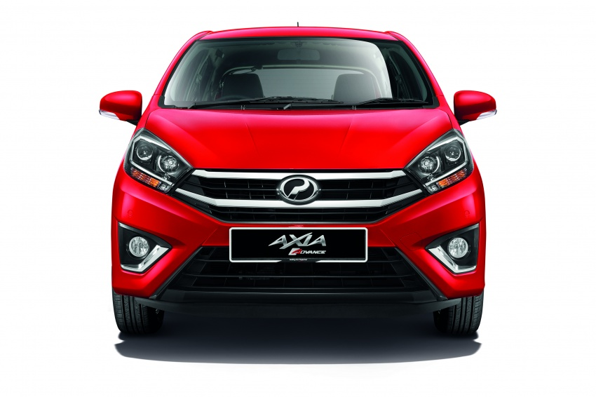 2017 Perodua Axia facelift officially launched – 1.0L VVT-i engine, two new faces and features, from RM25k Image #606680