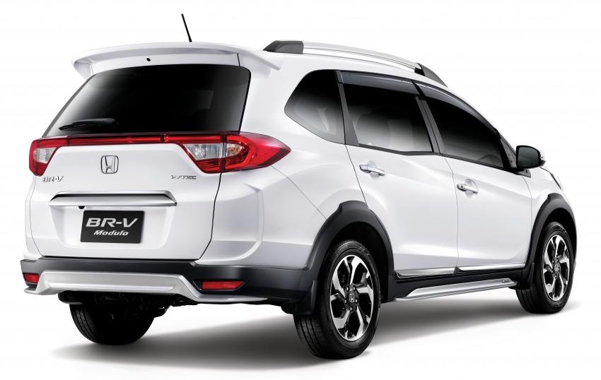 Honda BR-V 1.5L dilancarkan di Malaysia – crossover 7-tempat duduk, 2 varian, harga bermula RM85,800 Image #598548