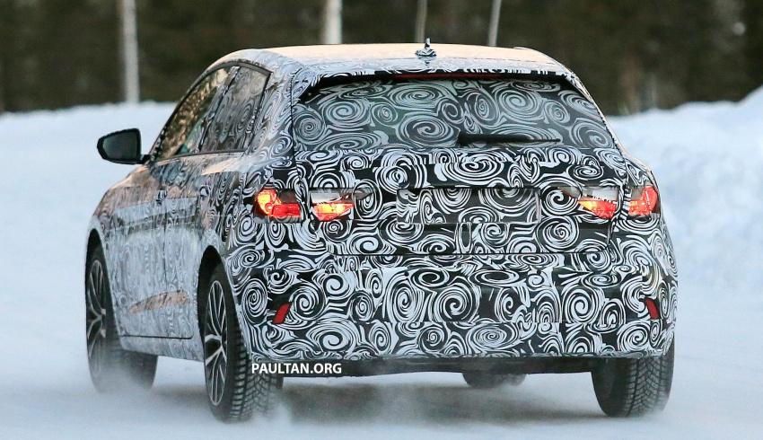 SPYSHOTS: Next-generation Audi A1 spotted testing Image #597484