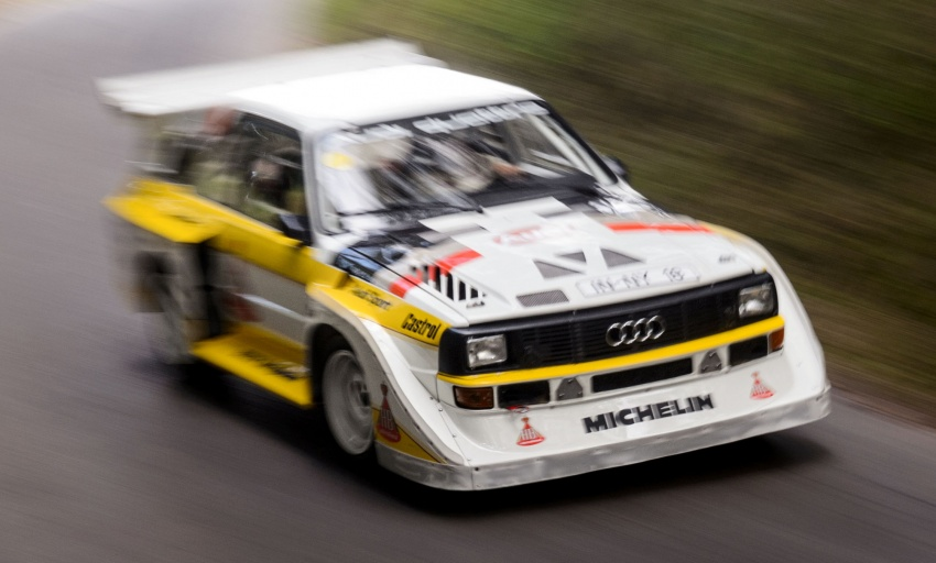 Sistem pacuan semua roda Quattro dari Audi – lebih 36 tahun dalam pasaran, lapan juta unit dijual Image #607764