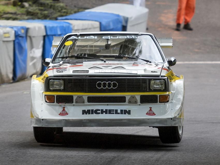 Sistem pacuan semua roda Quattro dari Audi – lebih 36 tahun dalam pasaran, lapan juta unit dijual Image #607762