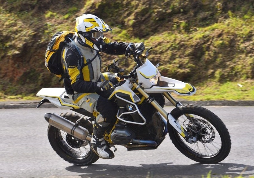 BMW Motorrad and Touratech build R1200 GS Rambler Image #601125