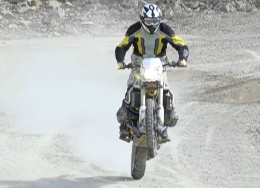 BMW Motorrad and Touratech build R1200 GS Rambler Image #601135