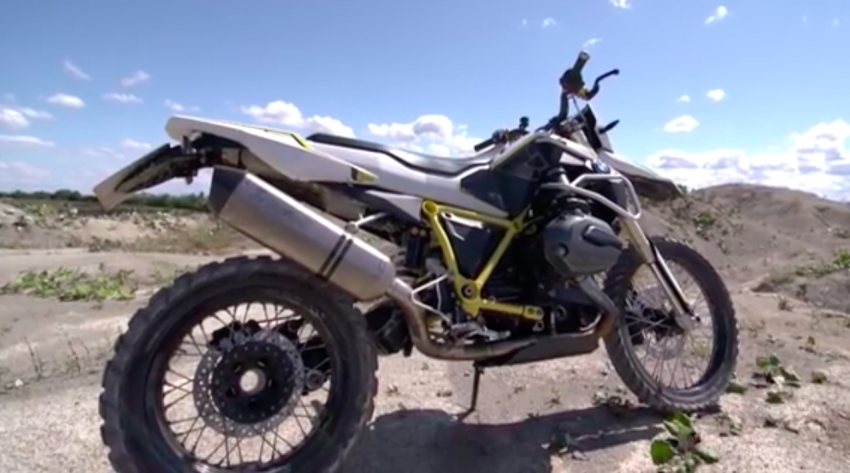 BMW Motorrad and Touratech build R1200 GS Rambler Image #601136