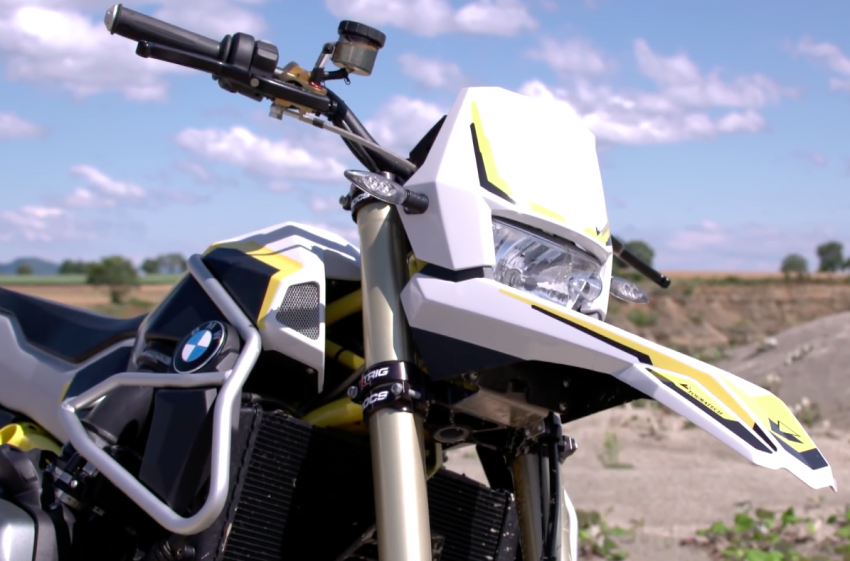 BMW Motorrad and Touratech build R1200 GS Rambler Image #601139
