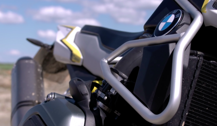 BMW Motorrad and Touratech build R1200 GS Rambler Image #601140