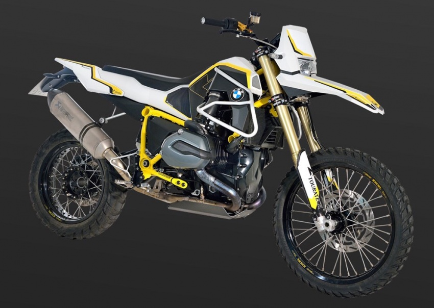 BMW Motorrad and Touratech build R1200 GS Rambler Image #601126