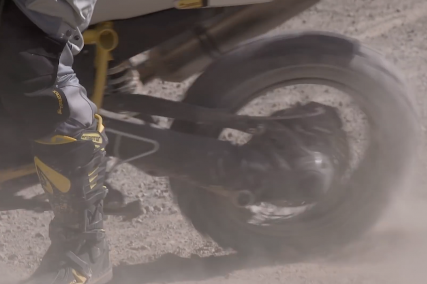 BMW Motorrad and Touratech build R1200 GS Rambler Image #601129