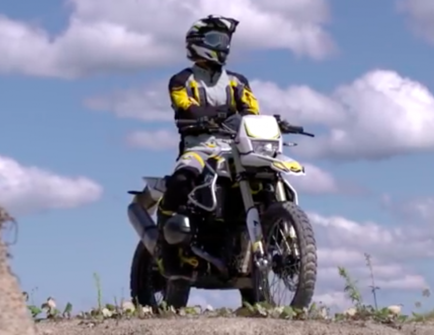 BMW Motorrad and Touratech build R1200 GS Rambler Image #601133