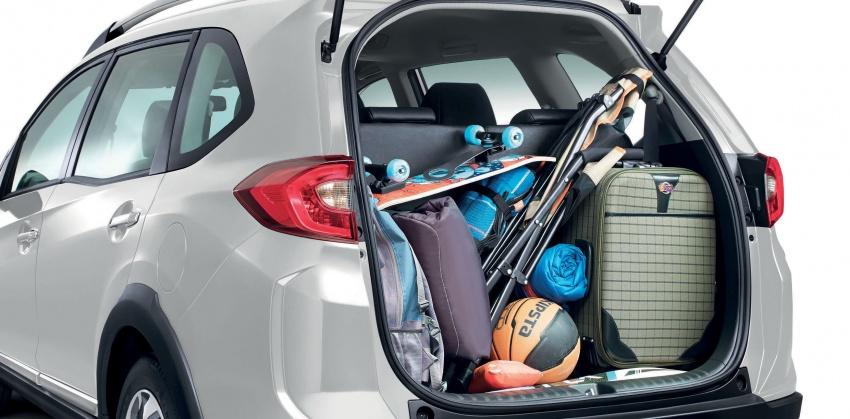Honda BR-V 1.5L dilancarkan di Malaysia – crossover 7-tempat duduk, 2 varian, harga bermula RM85,800 Image #598551