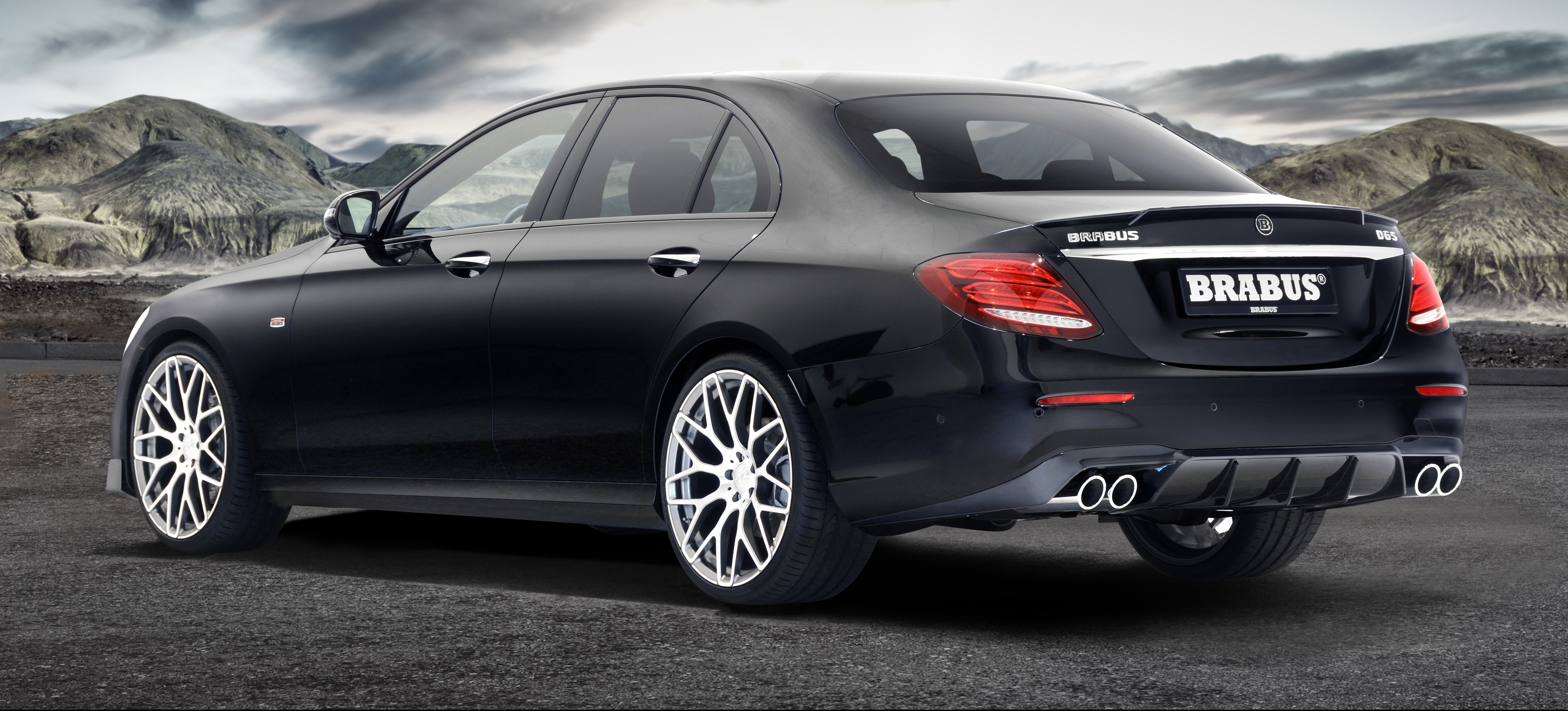 Brabus bodykit, tuning for the W213 Mercedes E-Class Image
