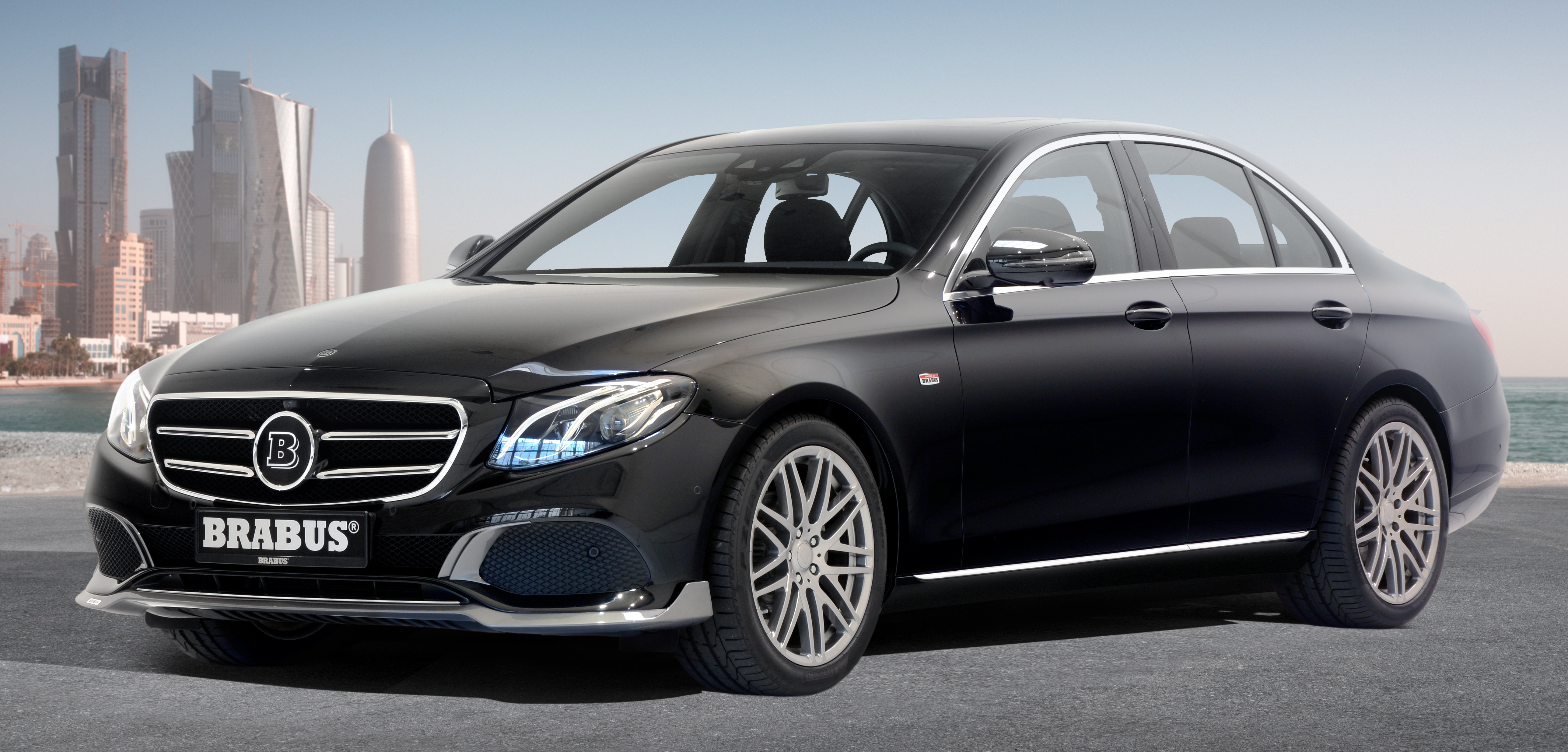 brabus bodykit tuning for the w213 mercedes e class paul. Black Bedroom Furniture Sets. Home Design Ideas