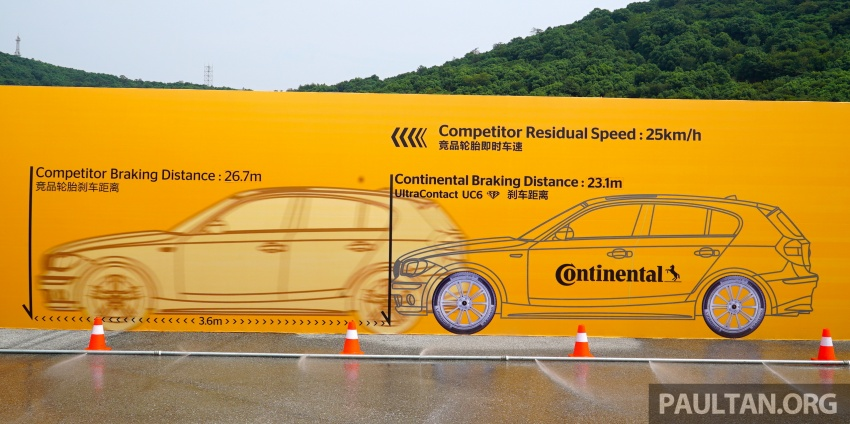 Continental's Generation 6 ComfortContact CC6 and UltraContact UC6 sampled – now available in Malaysia Image #608917