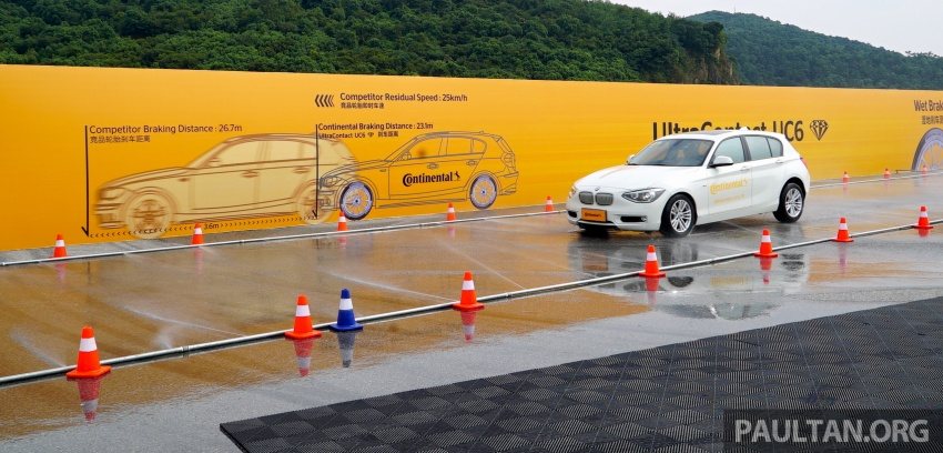 Continental's Generation 6 ComfortContact CC6 and UltraContact UC6 sampled – now available in Malaysia Image #608918