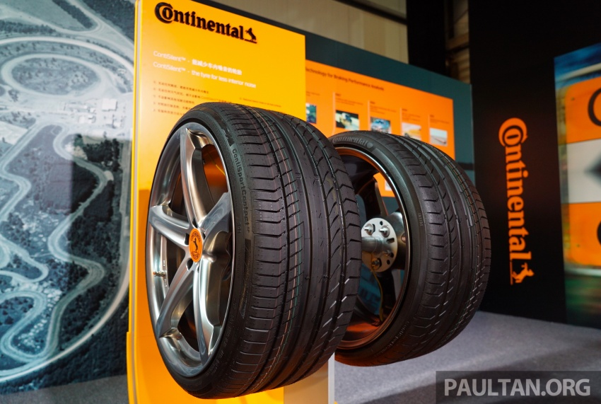 Continental's Generation 6 ComfortContact CC6 and UltraContact UC6 sampled – now available in Malaysia Image #608893