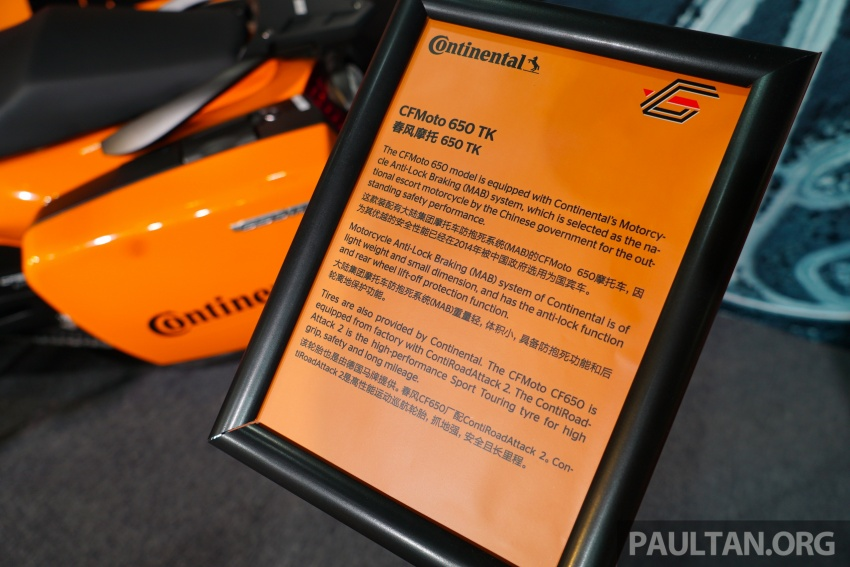 Continental's Generation 6 ComfortContact CC6 and UltraContact UC6 sampled – now available in Malaysia Image #608895