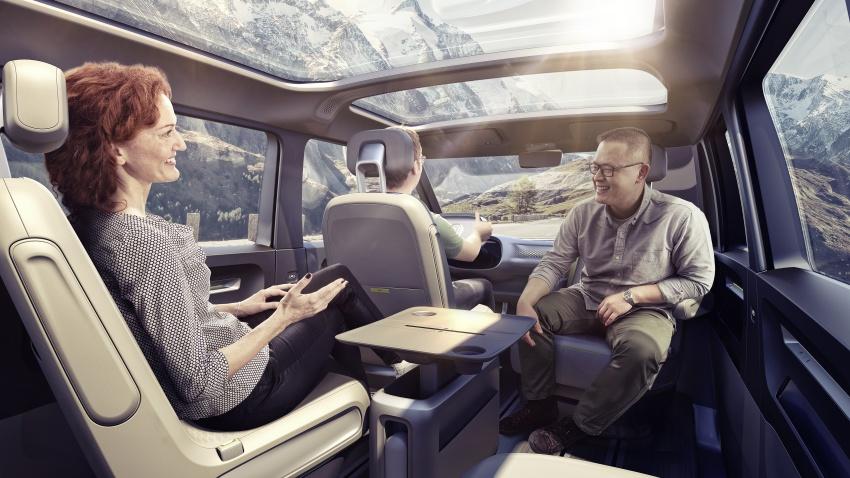 Volkswagen I.D Buzz Concept – jelmaan semula 'Kombi Van' dengan janakuasa elektrik sepenuhnya Image #600545