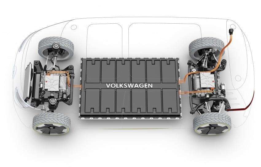 Volkswagen I.D. Buzz EV concept – modern Microbus Image #600215