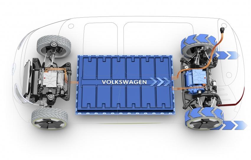 Volkswagen I.D Buzz Concept – jelmaan semula 'Kombi Van' dengan janakuasa elektrik sepenuhnya Image #600527