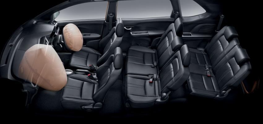 Honda BR-V 1.5L dilancarkan di Malaysia – crossover 7-tempat duduk, 2 varian, harga bermula RM85,800 Image #598559