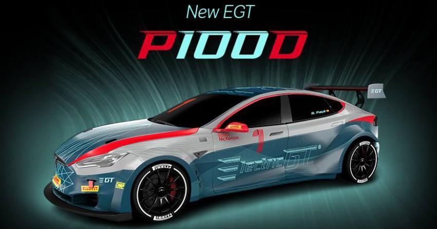 Tesla Model S P100D for EGT revealed with 778 hp Image #603723