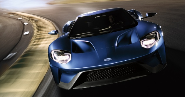 Ford Gts  L Ecoboost V Hp  Nm Faster Than The Mclaren Lt Ferrari  Speciale
