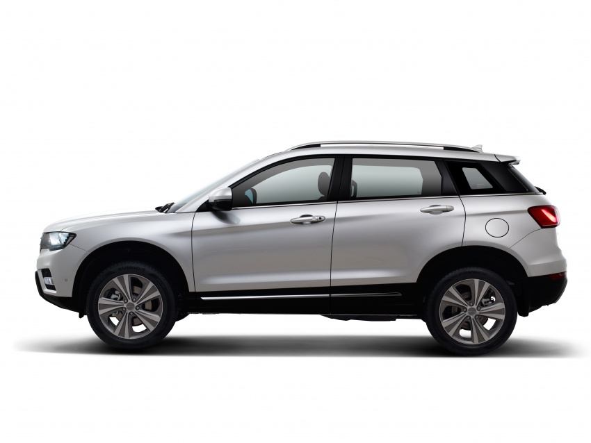 Haval H6 and H9 coming Q3 2017, H2 to go CKD in May Image #605705