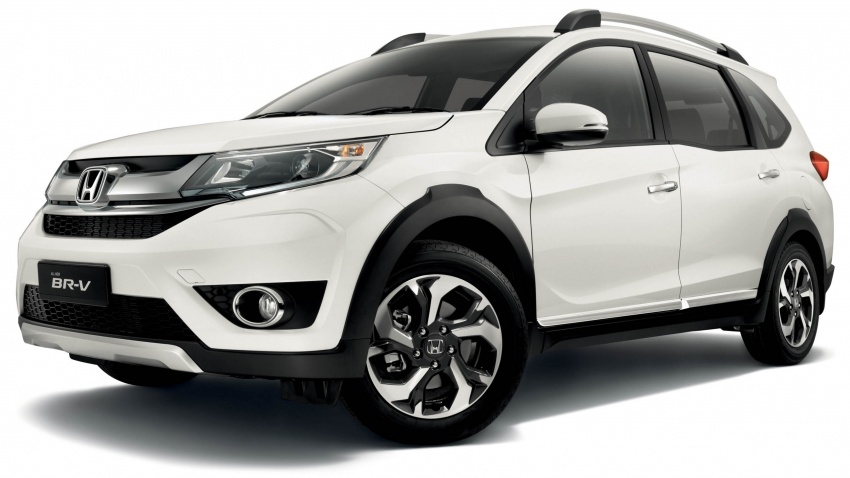 Honda BR-V 1.5L launched in Malaysia, from RM85,800 Image #598576