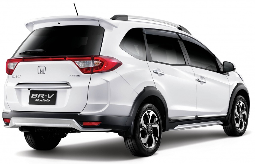 Honda BR-V 1.5L launched in Malaysia, from RM85,800 Image #598577
