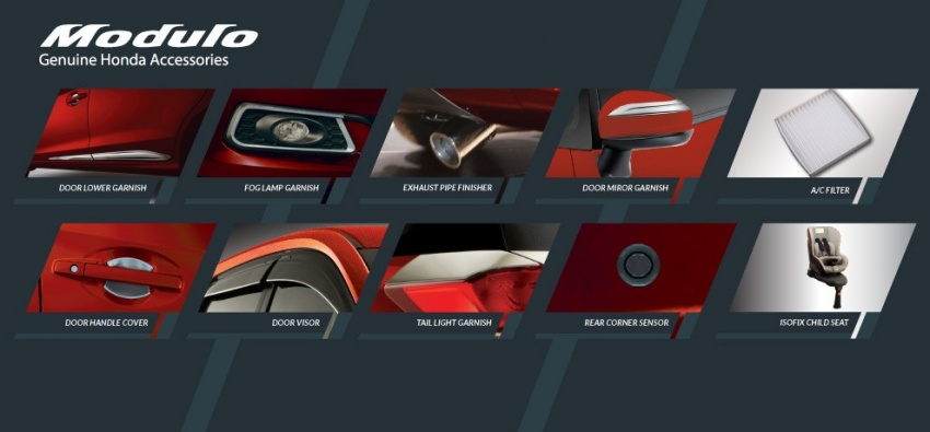 Honda Mobilio facelift dilancarkan di Indonesia – MPV tujuh tempat duduk, harga bermula dari RM63k Image #603201