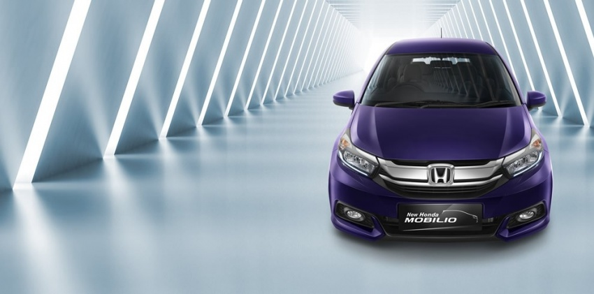 Honda Mobilio MPV facelift launched in Indonesia Image #603026