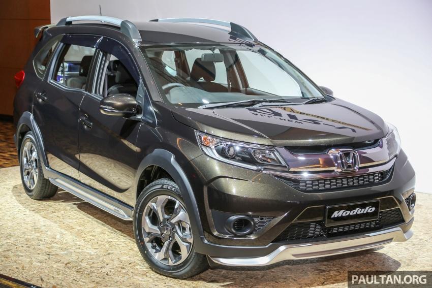 Honda BR-V 1.5L dilancarkan di Malaysia – crossover 7-tempat duduk, 2 varian, harga bermula RM85,800 Image #598738
