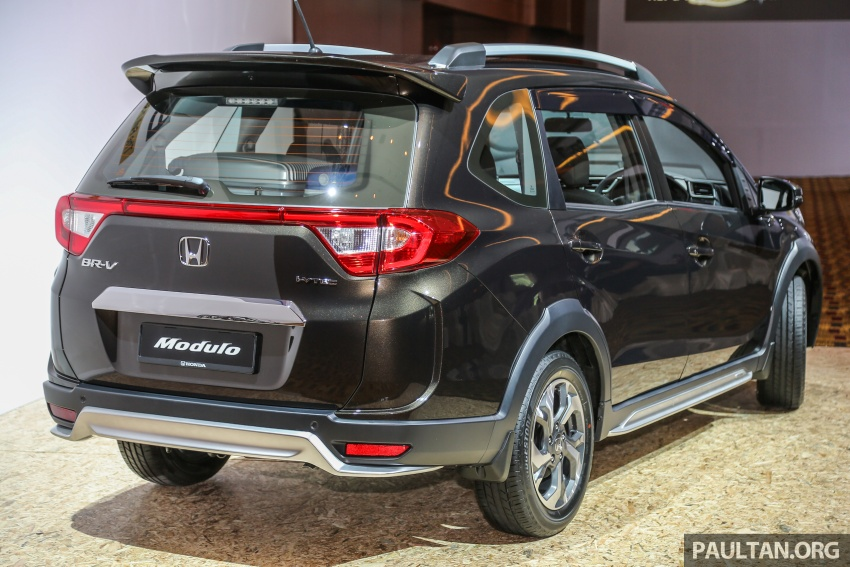 Honda BR-V 1.5L launched in Malaysia, from RM85,800 Image #598751