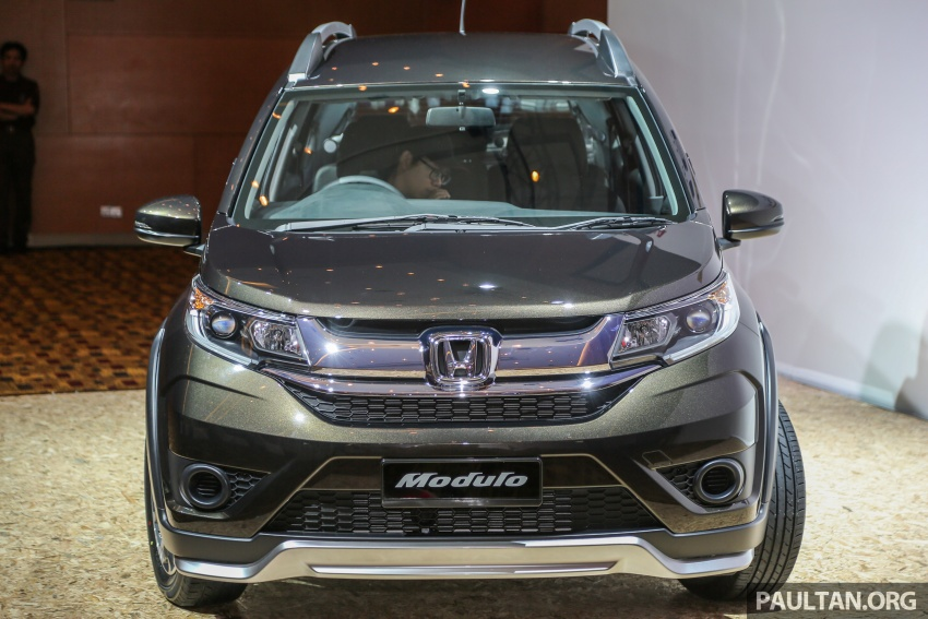 Honda BR-V 1.5L launched in Malaysia, from RM85,800 Image #598752