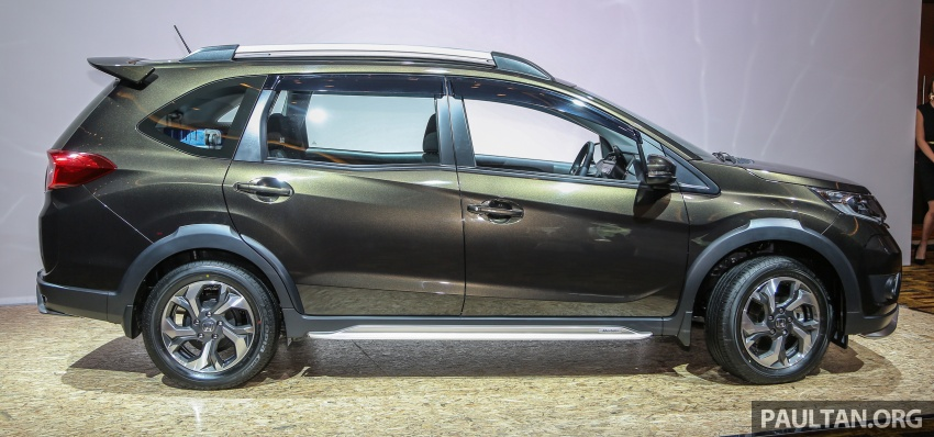 Honda BR-V 1.5L launched in Malaysia, from RM85,800 Image #598754