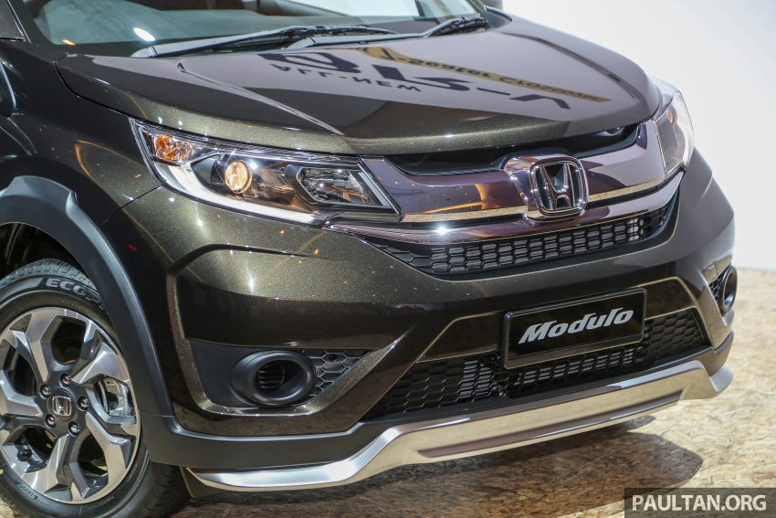 Honda BR-V 1.5L dilancarkan di Malaysia – crossover 7-tempat duduk, 2 varian, harga bermula RM85,800 Image #598734