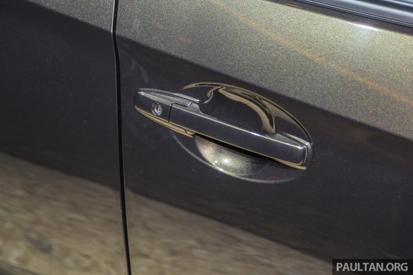 Honda BR-V 1.5L dilancarkan di Malaysia – crossover 7-tempat duduk, 2 varian, harga bermula RM85,800 Image #598736