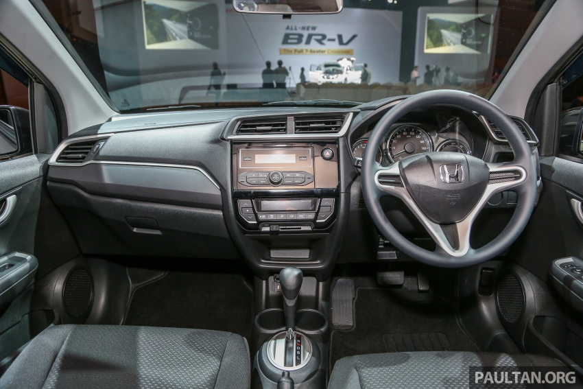 Honda BR-V 1.5L launched in Malaysia, from RM85,800 Image #598762