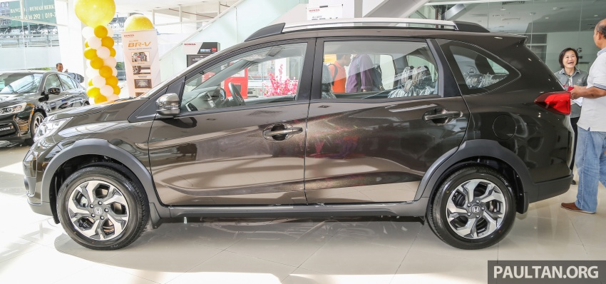 Honda BR-V 1.5L launched in Malaysia, from RM85,800 Image #599404