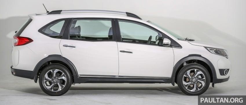GALLERY: Honda BR-V 1.5L V – 7-seat SUV in detail Image #605974