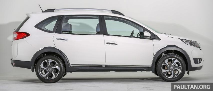GALLERY: Honda BR-V 1.5L V – 7-seat SUV in detail Image #605975