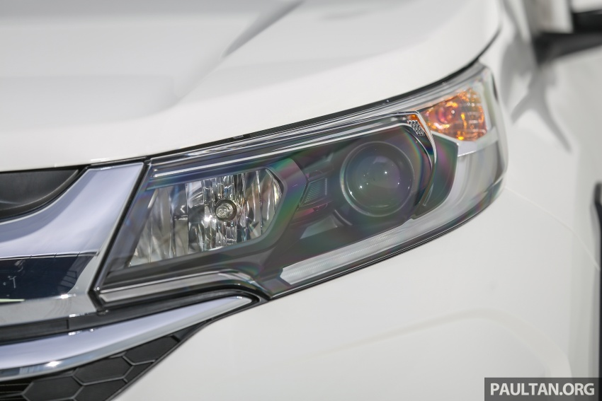 GALLERY: Honda BR-V 1.5L V – 7-seat SUV in detail Image #605978