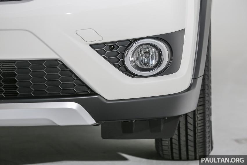 GALLERY: Honda BR-V 1.5L V – 7-seat SUV in detail Image #605979