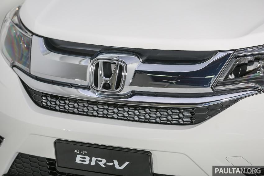 GALERI: Honda BR-V – imej SUV, praktikaliti MPV Image #605905