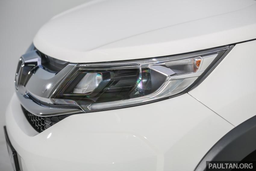 GALERI: Honda BR-V – imej SUV, praktikaliti MPV Image #605907