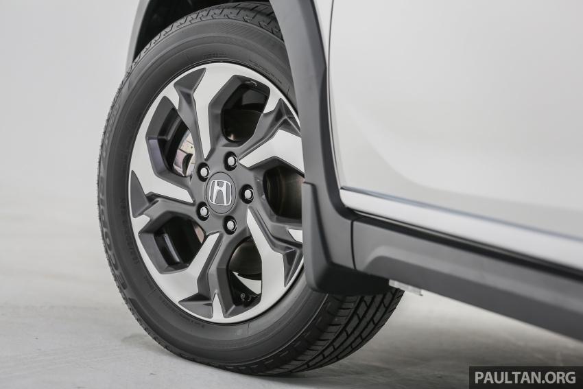 GALERI: Honda BR-V – imej SUV, praktikaliti MPV Image #605908
