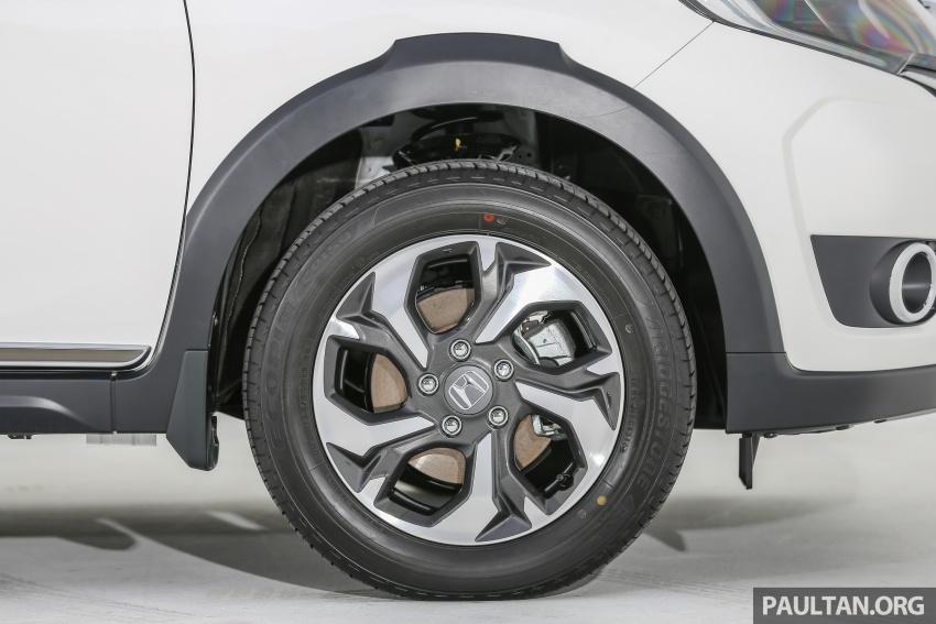 GALLERY: Honda BR-V 1.5L V – 7-seat SUV in detail Image #605985