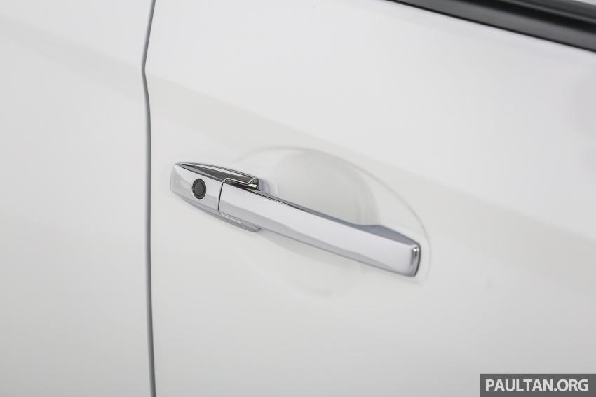 GALLERY: Honda BR-V 1.5L V – 7-seat SUV in detail Image #605987