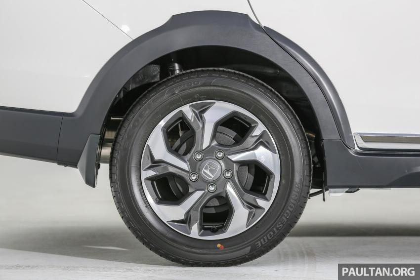 GALLERY: Honda BR-V 1.5L V – 7-seat SUV in detail Image #605990